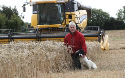 Accurate, clean spread key for Co. Meath tillage farmer