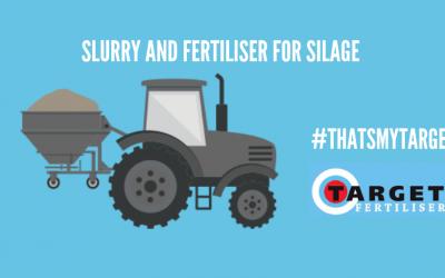 Slurry and Fertiliser for Silage