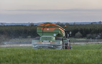 How Sulphur is a critical nutrient for grass growth and health